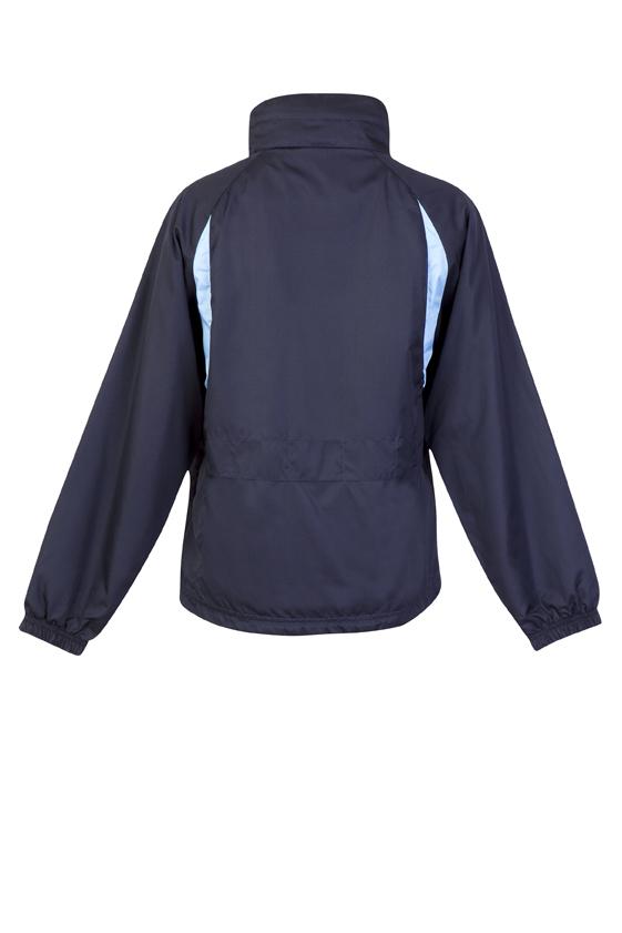 Ladies/Junior Shower Proof Sportech Nylon Jacket