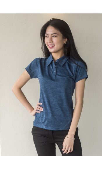 Ladies' Challenger 100% polyester Polo