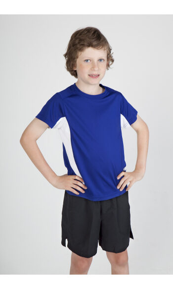 Kid's Challenger 100% polyester Tee