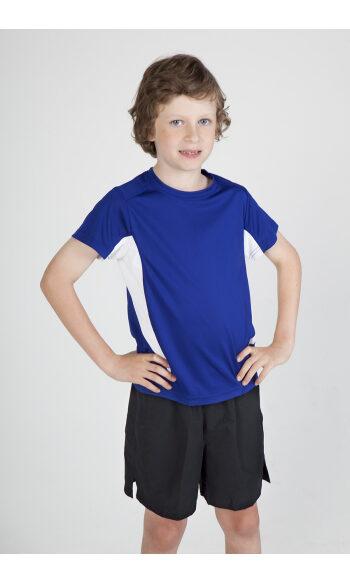 Kids Accelerator Cool-Dry T-shirt